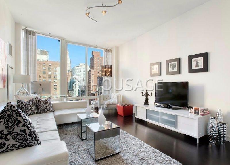 Квартира на Манхэттене, США, 69 м2 - фото 1