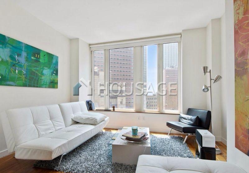 Квартира на Манхэттене, США, 73 м2 - фото 1