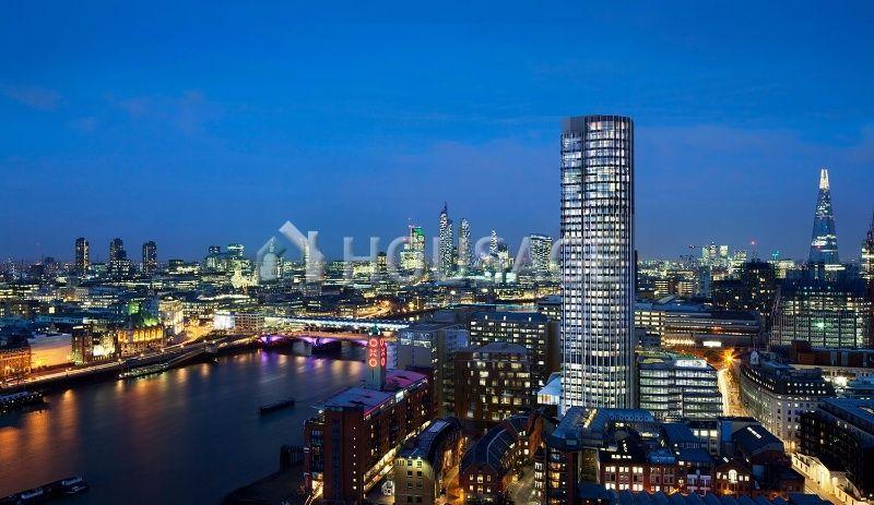 Квартира в Лондоне, Великобритания, 38 м2 - фото 1
