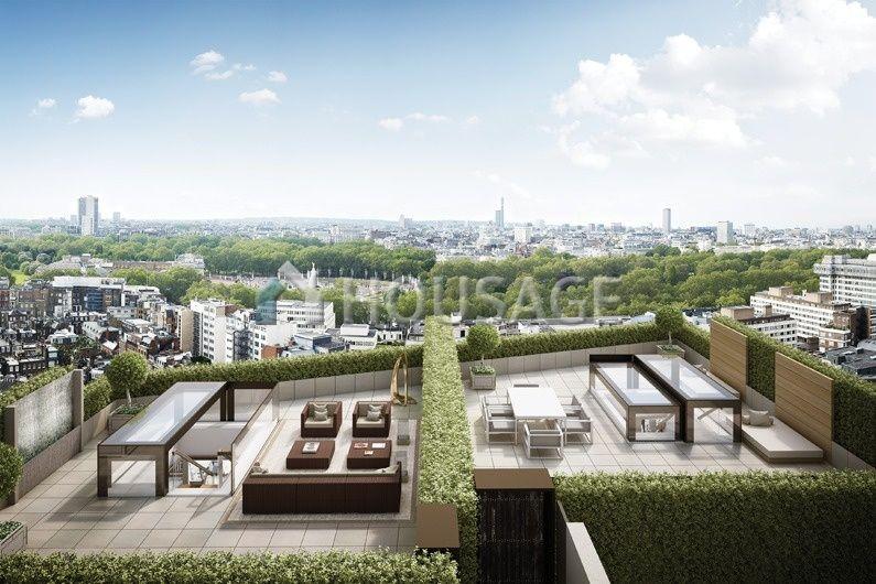 Квартира в Лондоне, Великобритания, 335 м2 - фото 1