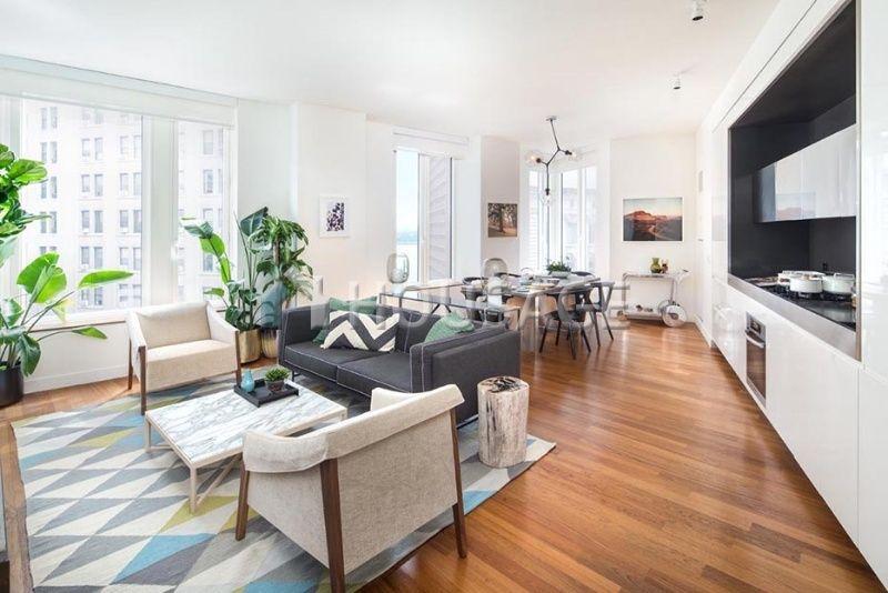 Квартира на Манхэттене, США, 99 м2 - фото 1