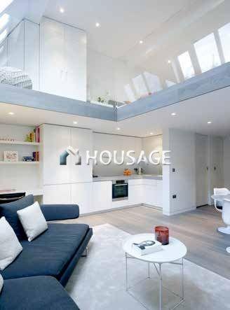 Квартира в Лондоне, Великобритания, 114 м2 - фото 1