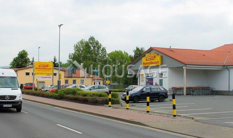 Коммерческая недвижимость в Тюрингии, Германия, 1033 м2 - фото 1