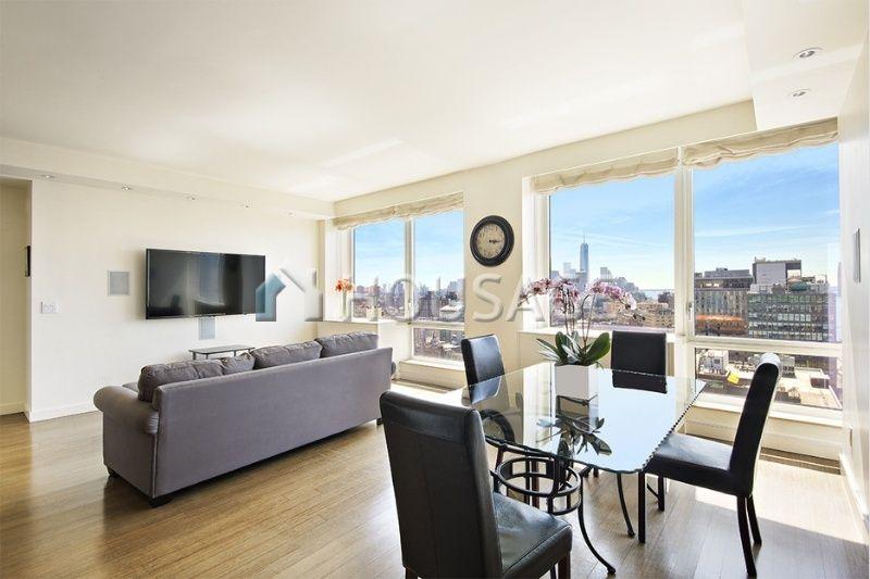 Квартира на Манхэттене, США, 108 м2 - фото 1