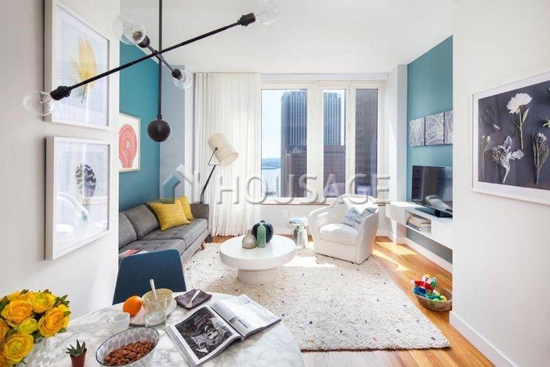 Квартира на Манхэттене, США, 75 м2 - фото 1