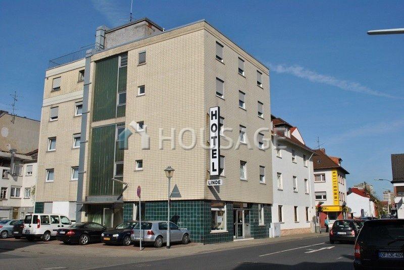 Отель, гостиница Ной-Изенбург, Германия, 2000 м2 - фото 1