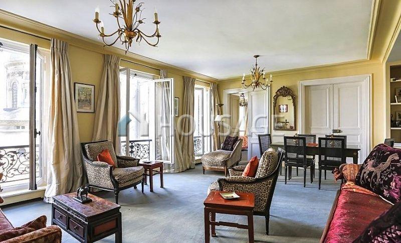 Квартира в Париже, Франция, 142 м2 - фото 1