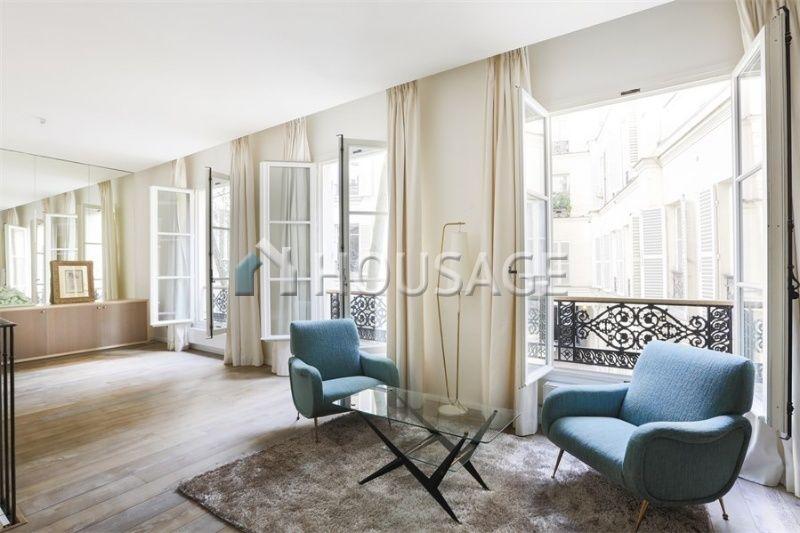 Таунхаус в Париже, Франция, 115 м2 - фото 1