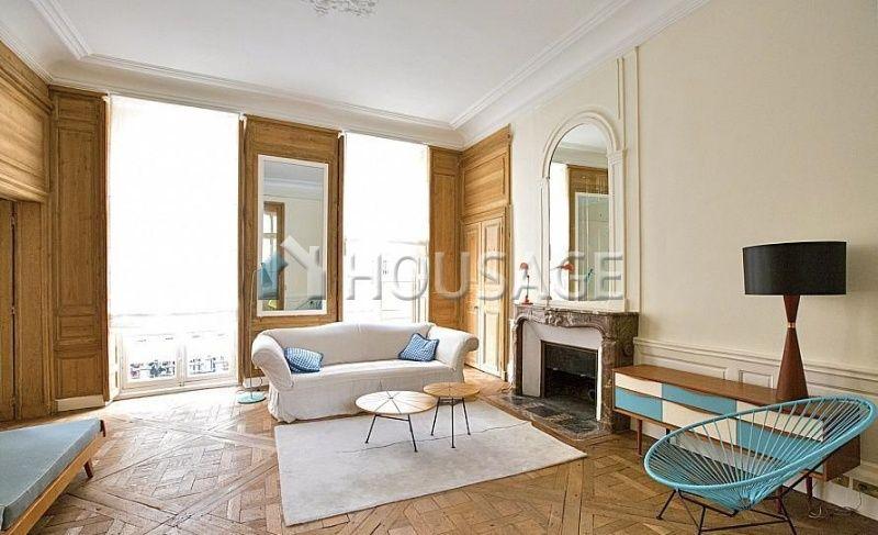 Квартира в Париже, Франция, 96 м2 - фото 1