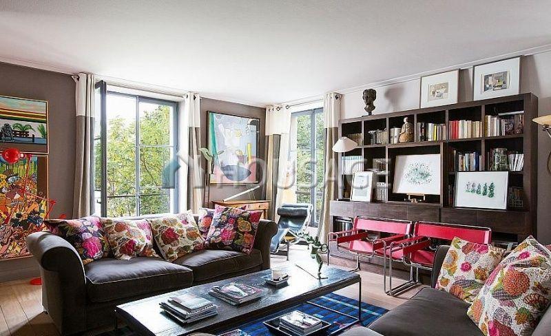 Квартира в Париже, Франция, 173 м2 - фото 1