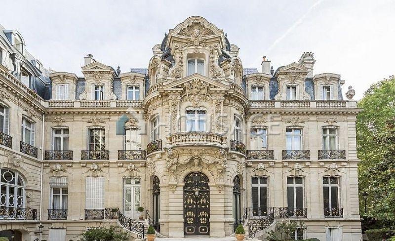 Квартира в Париже, Франция, 425 м2 - фото 1