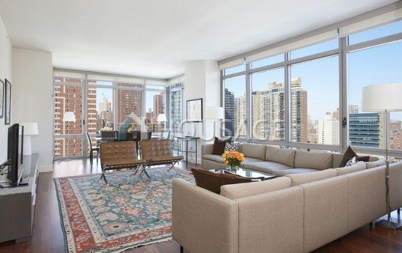Квартира на Манхэттене, США, 168 м2 - фото 1