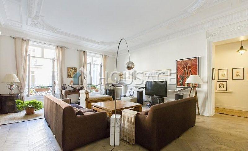 Квартира в Париже, Франция, 178 м2 - фото 1