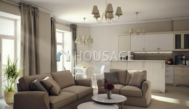 Квартира в Риге, Латвия, 53 м2 - фото 1