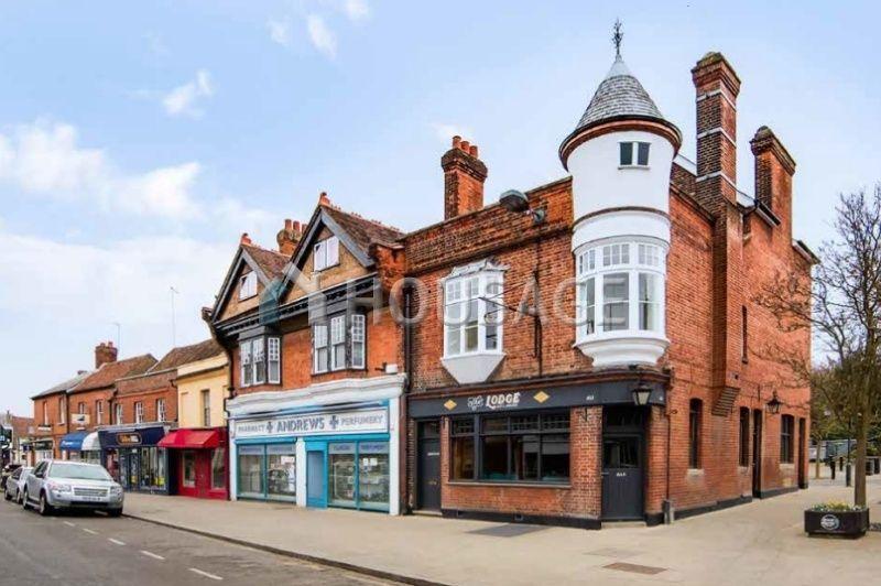 Коммерческая недвижимость Хартфорд, Великобритания, 198 м2 - фото 1
