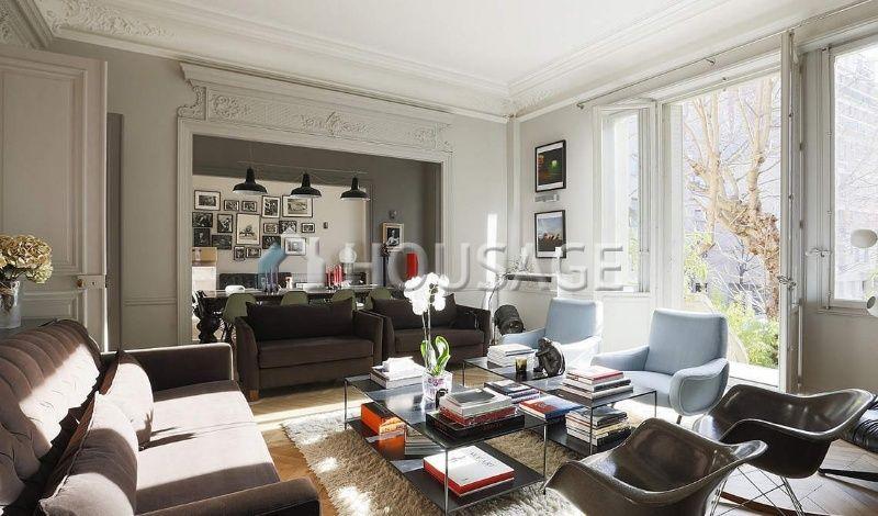 Дом в Париже, Франция, 110 м2 - фото 1