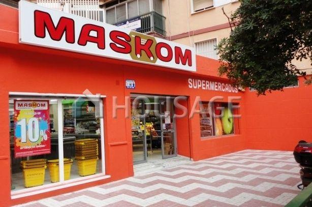 Магазин в Марбелье, Испания, 1479 м2 - фото 1