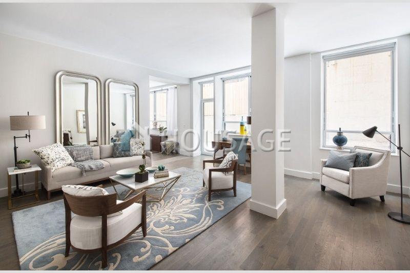 Квартира на Манхэттене, США, 135 м2 - фото 1