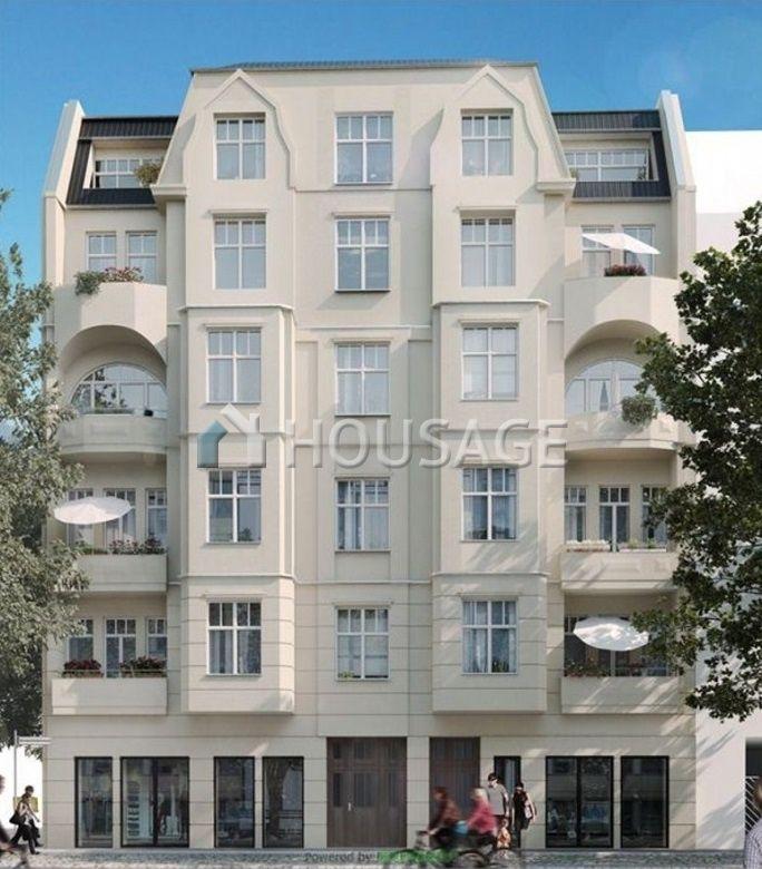Квартира в Берлине, Германия, 76 м2 - фото 1