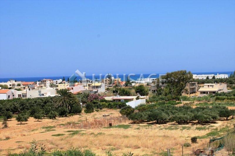 Земля Крит, Греция, 844 м2 - фото 1