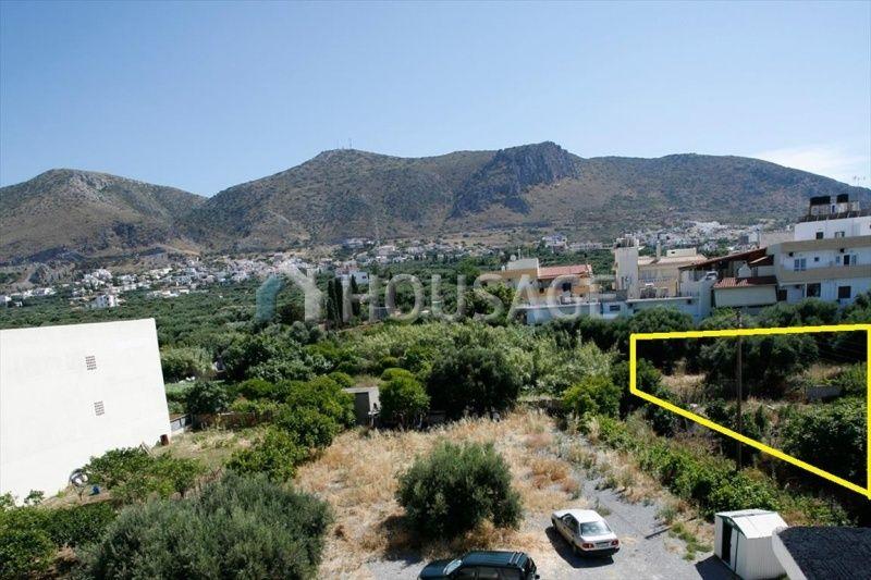 Земля Крит, Греция, 630 м2 - фото 1