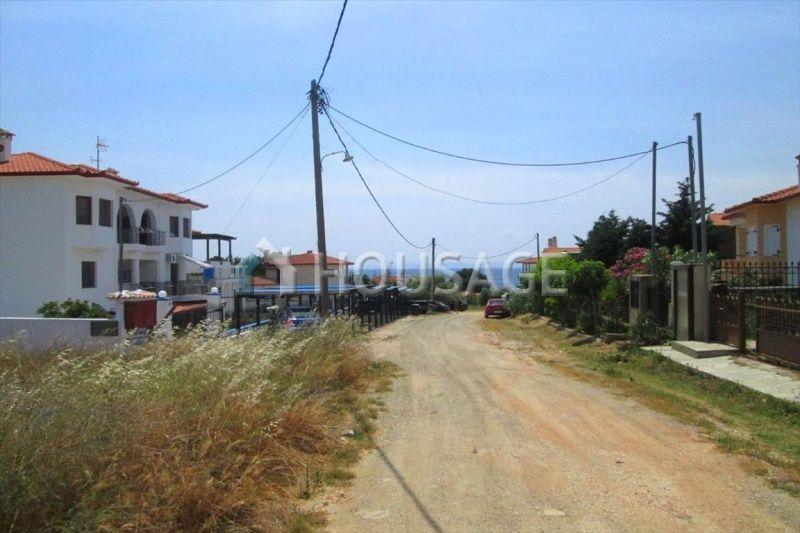 Земля в Ситонии, Греция, 1350 м2 - фото 1