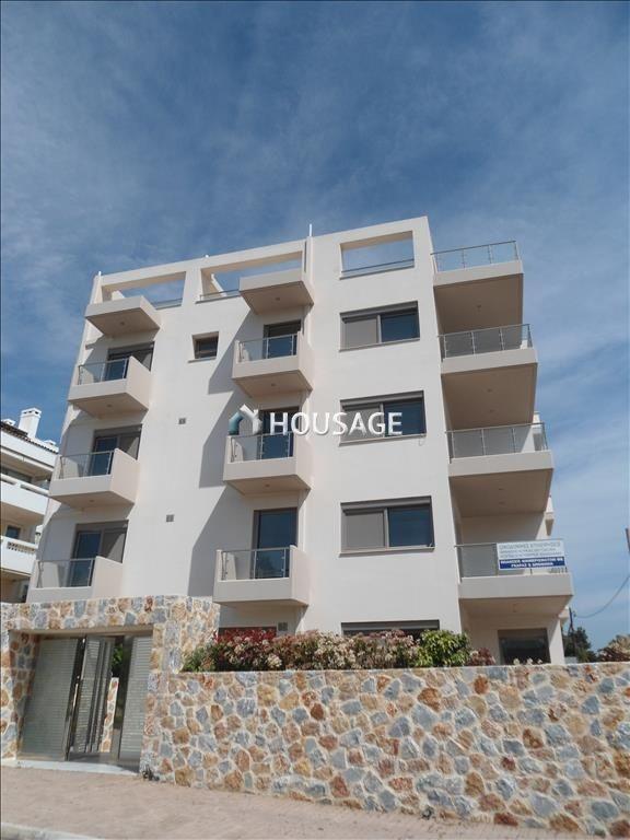 Квартира в Аттике, Греция, 46 м2 - фото 1