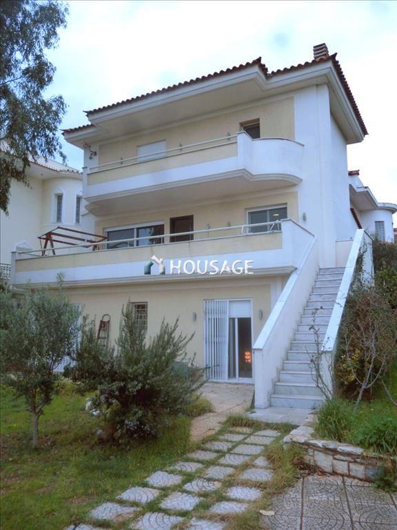 Дом на Эвбее, Греция, 200 м2 - фото 1