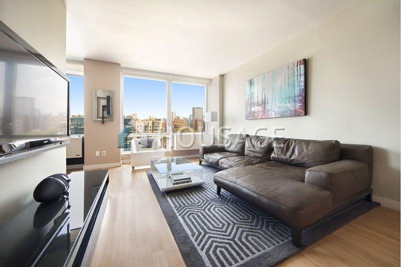 Квартира на Манхэттене, США, 88 м2 - фото 1