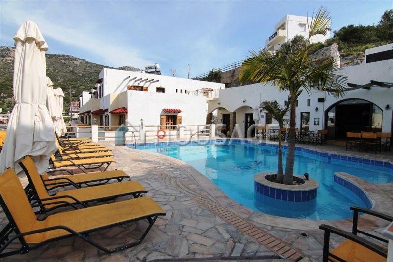 Отель, гостиница Крит, Греция, 1400 м2 - фото 1