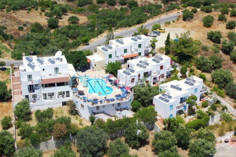 Отель, гостиница Крит, Греция, 650 м2 - фото 1