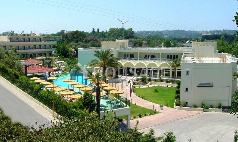 Отель, гостиница на Родосе, Греция, 2900 м2 - фото 1