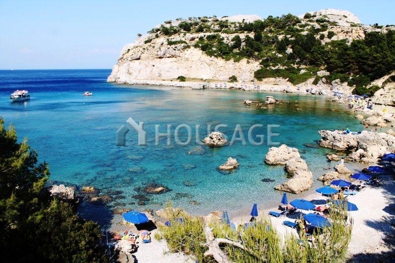Отель, гостиница на Родосе, Греция, 1600 м2 - фото 1