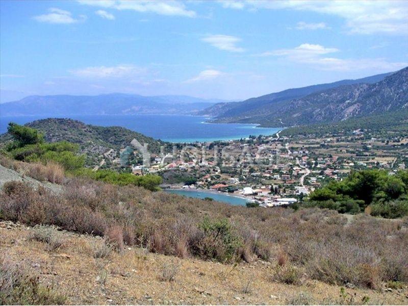 Земля в Лутраки, Греция, 27500 м2 - фото 1