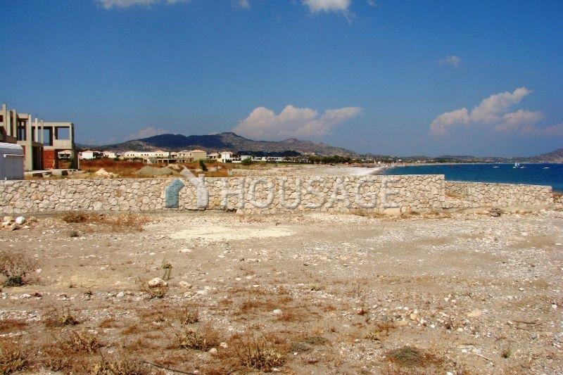 Земля на Родосе, Греция, 1660 м2 - фото 1