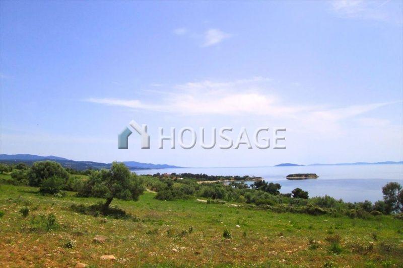 Земля в Ситонии, Греция, 4856 м2 - фото 1