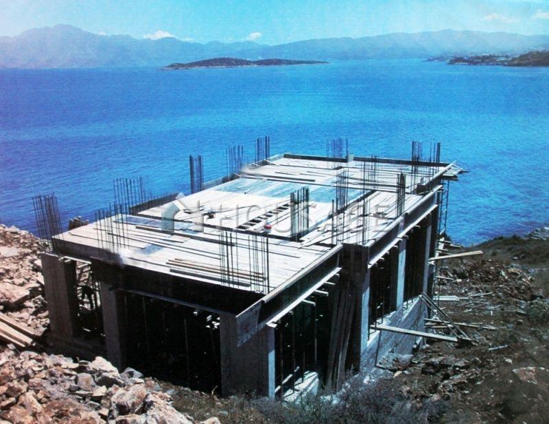Вилла Крит, Греция, 4000 м2 - фото 1