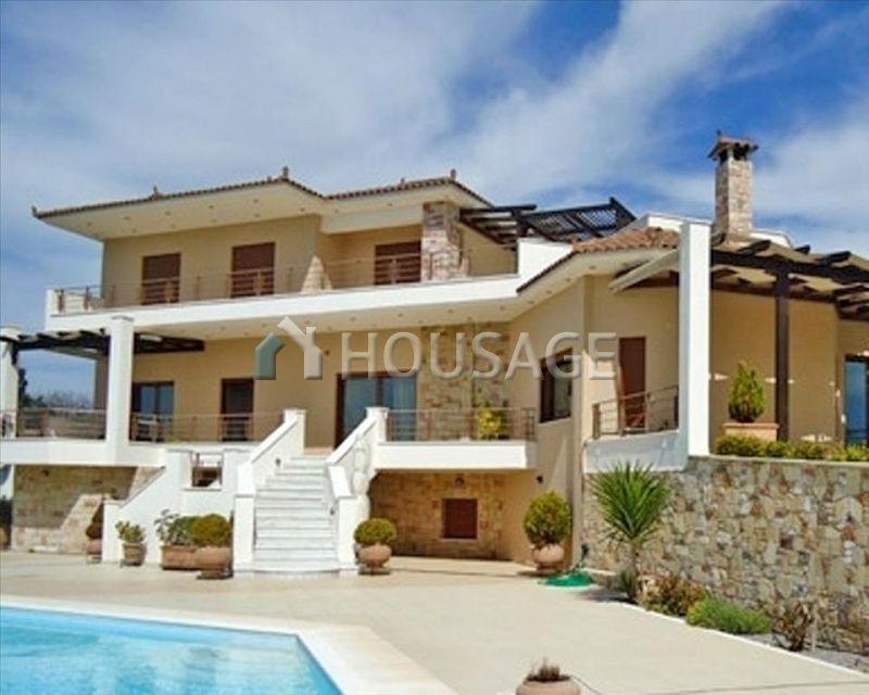 Вилла на Эвбее, Греция, 446 м2 - фото 1