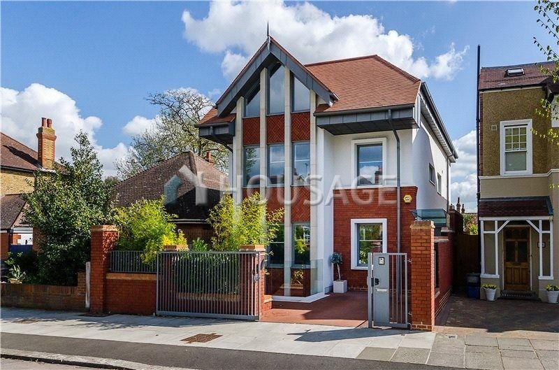 Дом в Лондоне, Великобритания, 398 м2 - фото 1