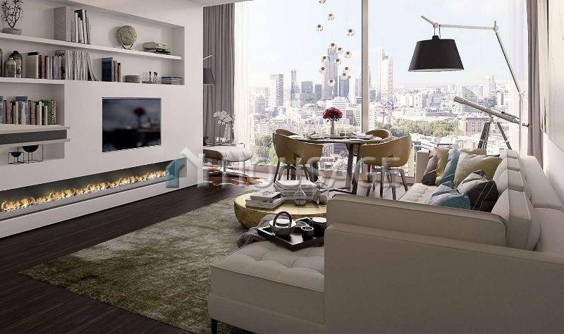 Квартира в Лондоне, Великобритания, 57 м2 - фото 1