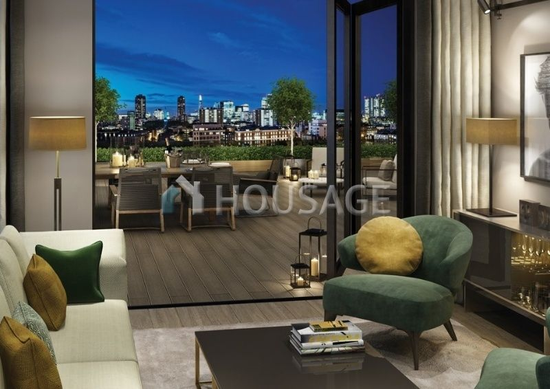 Квартира в Лондоне, Великобритания, 106 м2 - фото 1