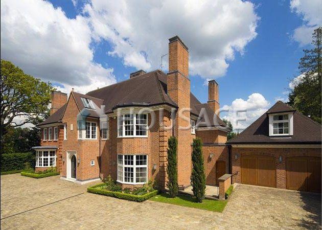 Дом в Лондоне, Великобритания, 4856 м2 - фото 1