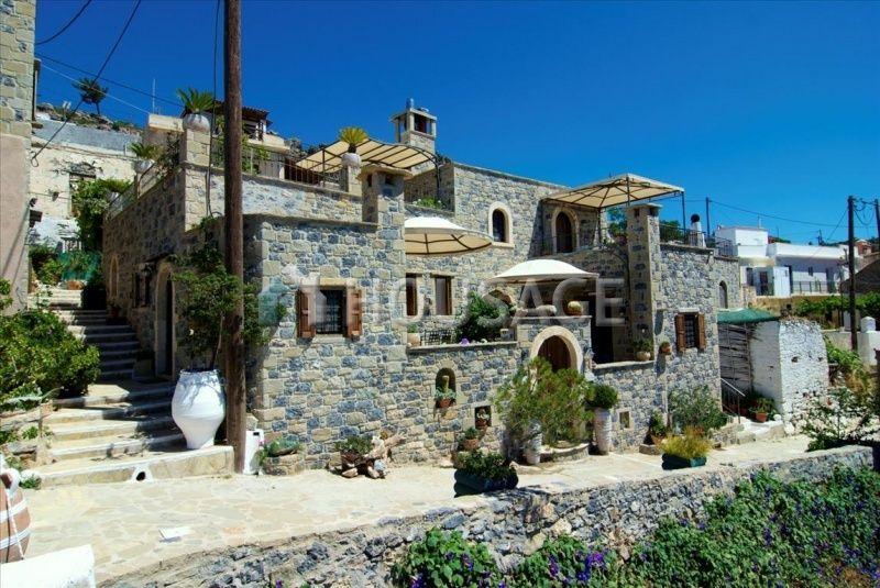 Отель, гостиница Крит, Греция, 500 м2 - фото 1