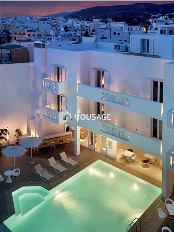 Отель, гостиница на Кикладах, Греция, 2000 м2 - фото 1