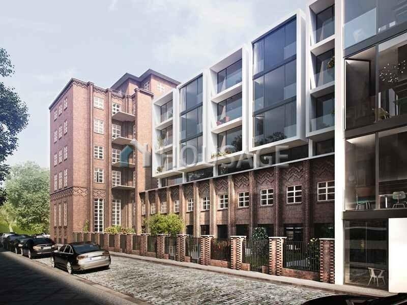 Квартира в Берлине, Германия, 61 м2 - фото 1
