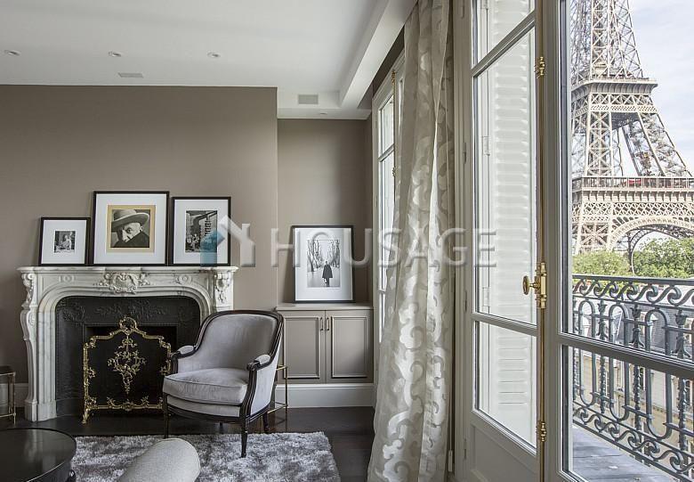 Квартира в Париже, Франция, 119 м2 - фото 1