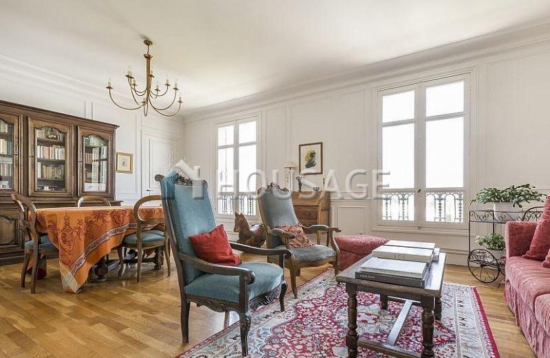 Квартира в Париже, Франция, 186 м2 - фото 1