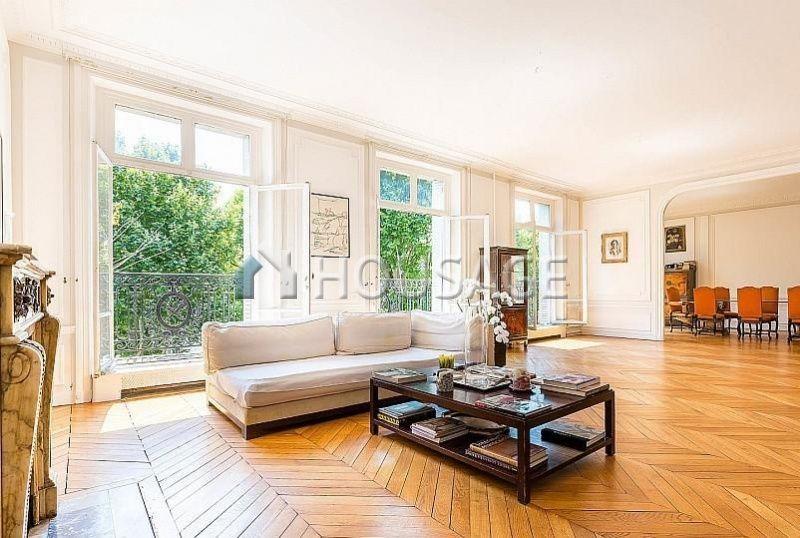 Квартира в Париже, Франция, 258 м2 - фото 1