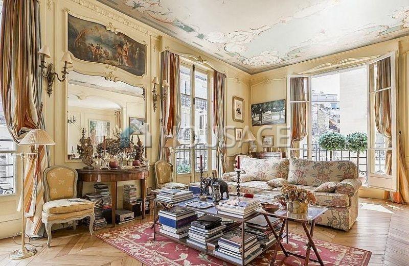 Квартира в Париже, Франция, 195 м2 - фото 1