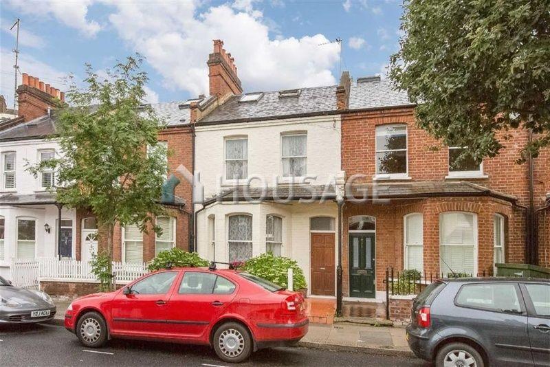 Дом в Лондоне, Великобритания, 98 м2 - фото 1